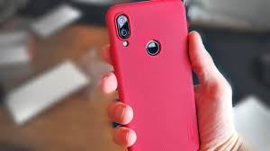 <b>Xiaomi Redmi</b> Note 7 <b>чехол</b> Nillkin ( КРАСНЫЙ ) ЛУЧШИЙ ДЛЯ ...