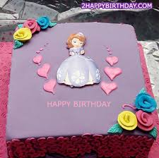 Happy Birthday Fairy Cake For Girls With Name 2happybirthday