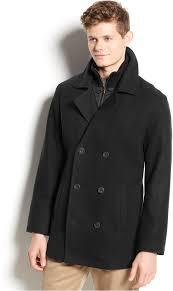 american rag wool blend pea coat