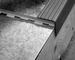 stair nose molding aluminum
