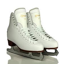 Graf Bolero Size Chart Graf Ladies Ice Skates 500 Leather Upper Free Proskate Skateguards