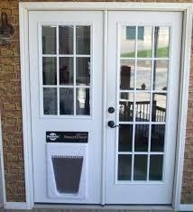 doors marvellous french door with dog door built in marvelous exterior dog door best exterior dog