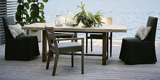 crate and barrel patio furniture. Cayman Dining Collection Crate And Barrel Patio Furniture