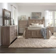 Charming New Wooden Bedroom Furniture Art Van 6 Piece Queen Bedroom Set