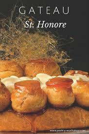 25 best ideas about Gateau st honore on Pinterest Saint honor.