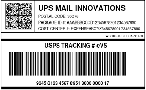 usps barcode format ups mail innovations upsmi tutorial