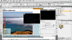 how to add a url to an indesign presentation lynda com tutorial you