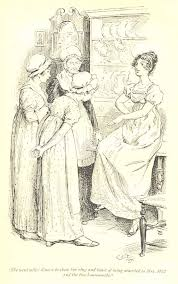 best orgullo y prejuicio images jane austen  she went after dinner to show her ring and boast of being married to mrs