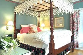 Canopy Bed Curtains Queen Canopy Curtains King Size Canopy Bed With ...