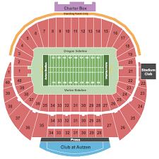 Nevada Wolfpack Football Stadium Seating Chart Oregon Ducks Football Tickets Ncaa Rad Tickets