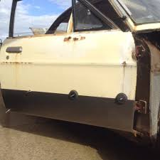 DATSUN 1200 COUPE LOWER DOOR SKINS – Automotive Panel Craft