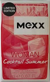 MEXX <b>Women Cocktail Summer</b> Eau De Toilette Spray 20 ml ...