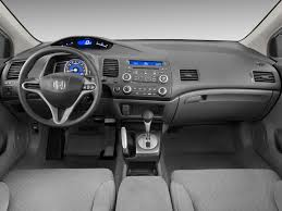Image: 2009 Honda Civic Coupe 2-door Auto LX Dashboard, size: 1024 ...