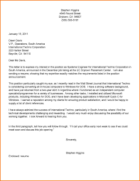 27 Computer Science Cover Letter Examples Competent Davidhamed Com
