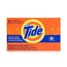 Laundry Vending Machine Supplies Classy Ultra Tide Detergent Box 48 Per Case Single Load Vending Packs
