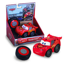 this disney pixar cars infrared turbo lightning mcqueen a toys r us exclusive is 8 inches comes with a light up hood roof and inchesinfrared