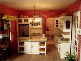Country Kitchen Styles Spectacular Country Kitchen Wallpaper Ideas For Your Home Design