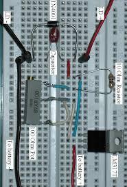 diy homemade laser diode driver proto driver 2 jpg