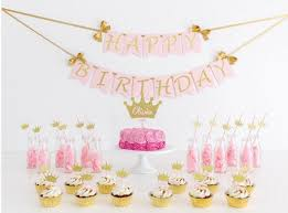 Princess Theme Party Birthday Party Decorations Babdy Party Decor