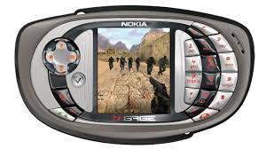 nokia n gage. however, one of their greatest missteps, even before apple took the market as its own, was ill-fated nokia n-gage. n gage