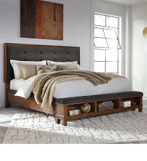 ashley furniture bench signature design by queen upholstered bed with ashley furniture benchcraft chair ashley furniture bench