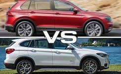 2018 volkswagen van. beautiful 2018 2017 volkswagen tiguan vs 2016 bmw x1 youtube pertaining to vw  2018 volkswagen van