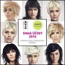 Shag účesy 2015 Sestříhané Vlasy 70 Let Jsou Opět V Módě Vlasy