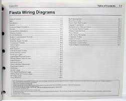 2011 ford fiesta wiring wiring diagram expert 2011 ford fiesta electrical wiring diagrams manual 2011 ford fiesta radio wiring diagram 2011 ford fiesta wiring