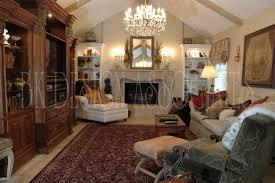 Incredible French Country Den Interior Design Ideas