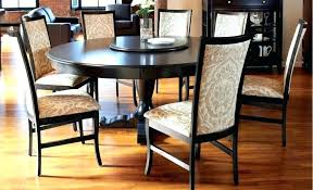 60 inch round dining table set round inch dining table lovely inch round dining table seats