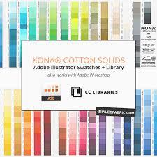 Kona Illustrator File Updated Kona Adobe Library Pile