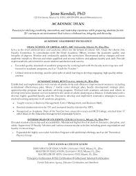 Academic Resume Simple Academic Resume Sample Template For College Templates Samples Phd
