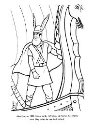 Vikings Coloring Pages Vikings Logo Coloring Pages Viking Free