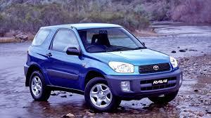 Toyota RAV4 Edge 3 door AU spec '2000–03 - YouTube