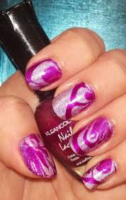 647 best Nail Art - Water Marble images on Pinterest | Marbles ...