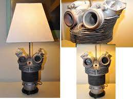 airplane radial engine cylinder