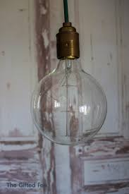 Giant Light Bulb Lamp Extra Large Globe Squirrel Cage Filament Light Bulb