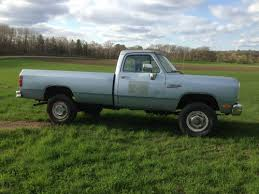 Sell used 1989 Dodge RAM 350 4x4 pickup truck in Amherst, Wisconsin ...