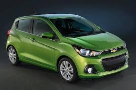 2016 Chevrolet Spark - VIN: KL8CD6SA4GC586648
