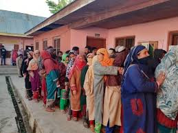 காஷ்மீர் உள்ளாட்சித்தேர்தல்: 310க்கு பாஜக 81 இடங்களில் வெற்றி