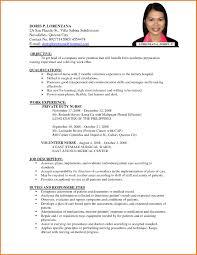 Nurse Resume Sample India Sidemcicek Com