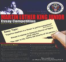 martin luther king jr essay competition u s embassy in martin luther king jr essay competition flyer mlkj essay competition 2016