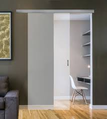 saheco compact x frameless glass sliding door gear