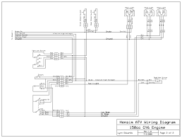 wiring diagrams gy6 harness pit bike wiring diagram chinese atv chinese 125cc atv wiring diagram at Chinese Atv Wiring Schematic