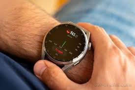 Huawei Watch 3 Pro in for review ...