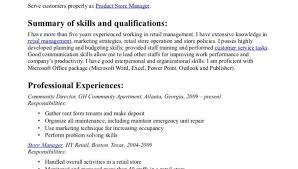 210 x 140 retail store manager resume example retail store manager resume examples