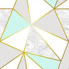 mint green wallpaper. Plain Mint Zara Marble Metallic Wallpaper Mint Gold ILW980106 Intended Mint Green L