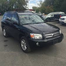 2007 TOYOTA HIGHLANDER for sale in Rochester, NY 14624