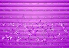 Abstract Purple Background With Stars Vector Illustration Of