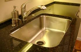 Kitchen Sinks For Granite Countertops Undermount Sink Granite Countertop
